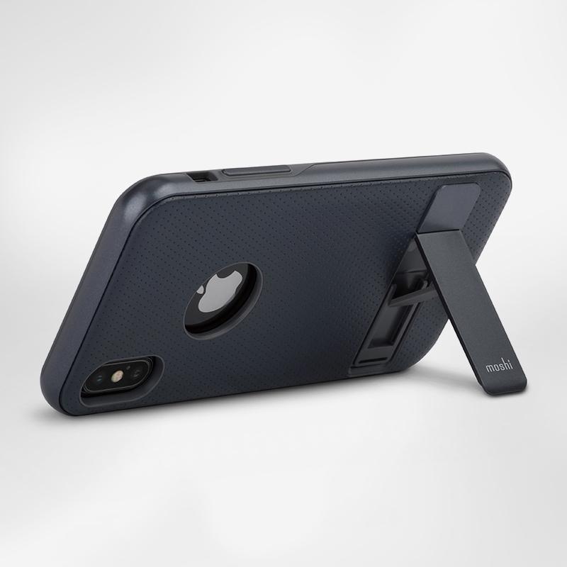 Θήκη Moshi  Kameleon for iPhone Xs/ X Polycarbonate/TPU hybrid Stand Case